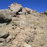 20 Zona Rocosa Co. Alto de la Yareta 2.532msnm