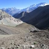 27 Cajon De Carreño & Andes Centrales