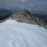 26 Desde la Cumbre Central Co. Cordillerado 1.745msnm hacia en SE