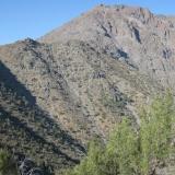 01 Ladera de La Gotera y Rocosa Falsa Cumbre Co. De Los Azules 2450msnm