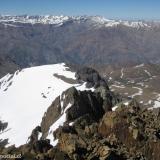 23 Vista desde la Cumbre Hacia el SO
