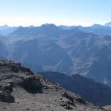 19 Monte Aconcagua 6.959msnm desde la Cumbre del Co. El Padre 4.085msnm