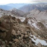 25 Bajando desde la Cumbre hacia el NO