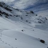 11 Camino en la Quebrada Chillanejo