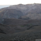 24 Vista hacia las Vegas Cos. Tres Puntas 3.650msnm La Parva 4.047msnm & Pintor 4.180msnm