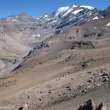 27 Estero del Cepo & Cos. Leonera 4.954m Pta. Santiago 5.083m Plomo 5.424m & Bismarck 4.650m