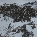 16 Falsas Cumbres Filo SO Co. La Polvareda 3.738msnm