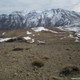 24 Cara E Sierra de Ramon desde la Cumbre del Co. Loma las Vegas 2.608msnm