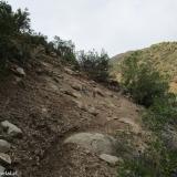 05 Sendero hacia la Quebrada Los Gauchos