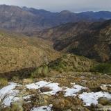 28 Quebrada Los Gauchos y Quebrada Los Chacayes