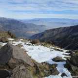 26 Quebrada El Canelo y Cajon del Maipo hacia el Valle
