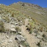 10 Ascendiendo hacia la Pasada de Rocas