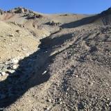 15 Quebrada Seca al Pie del Co. Sesquicentenario 3.404msnm