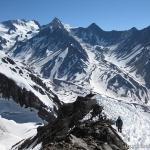 08 Casi en la Cumbre del Mirador del Morado 3.883msnm
