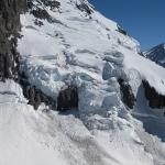 14 Camino Glaciado a la Cumbre Norte del Morado 4.647msnm
