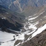 15 Cajon de Morales Hacia Lo Valdes