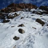 13 Huellas en la Nieve