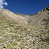 16 Quebrada hacia el Filo NE Co. Mora 3.565msnm