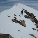 18 Bajando de la Cumbre