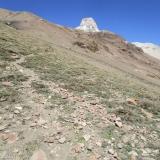 11 Co. Amarillo 4.221msnm Asoma su Cumbre