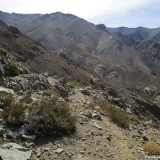 06 Sendero hacia la Quebrada Primera Agua