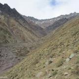 03 Por la Rivera Sur del Estero del Cajon de las Leñas