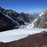 26 Extremo O del Glaciar Loma Larga