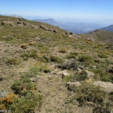23 Desde la Cumbre del Co. Toro Seco 2.394msnm hacia el Valle