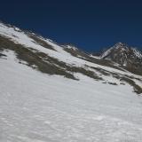 04 Ladera E Cajon de Lo Valdes & Cerro Vega 3.955msnm
