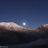 12 Luna Llena tras el Vn. Acotango 6.052msnm