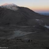 15 Ivan & Xisco con el Vn. Guallatiri 6.063msnm a sus Espaldas