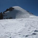 24 Cristobal a Pasos de la Cumbre Vn. Acotango 6.052msnm