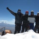 28 Cumbre Vn. Acotango 6.052msnm