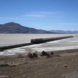 02 Tren Boliviano Salar de Carcote