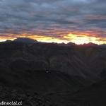 11 Amanece Tras el Monte Aconcagua 6.959msnm