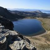 26 Crater y Laguna Vn. Batea Mahuida 1.948msnm