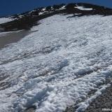 18 Neveros hacia el Borde del Crater