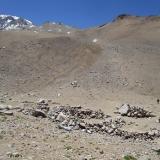 11 Pircas en el Campamento Dos Lagunas a 3.050msnm