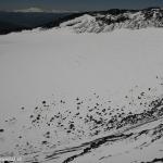 22 Glaciar en el Crater