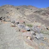 14 Sendero Sobre Material Volcanico