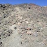 15 Sendero Sobre Material Volcanico