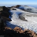 19 Crater Glaciado Vn. Quetrupillan 2.376msnm