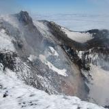 21 Borde Crater Vn. Villarrica 2.847msnm