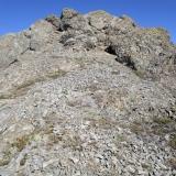 16 Roquerios Finales Filo SE Co. Alto de las Mesas 2.425msnm