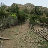 01 Acceso a la Quebrada Las Gualtatas