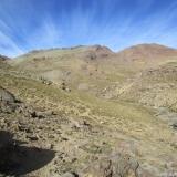 16 Quebrada Las Gualtatas y Cara NE Co. El Meson 3.485msnm