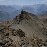 28 Desde la Cumbre del Co. Alto del Retamal 3.353msnm hacia el NNE