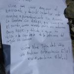 27 Testimonio de Cumbre Co. Aneki 4.000msnm (GPS)