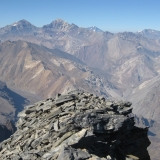 14 Vista Desde la Cumbre del Co. Arenas 4.366msnm