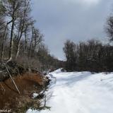 05 Camino Bajo la Nieve